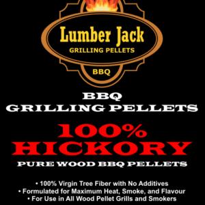 100% hickory