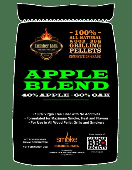 Lumber Jack Pellets - Apple Blend