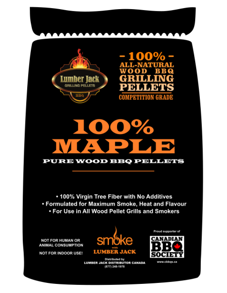 Lumber Jack Pellets - Maple