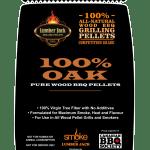 Lumber Jack Pellets - Oak