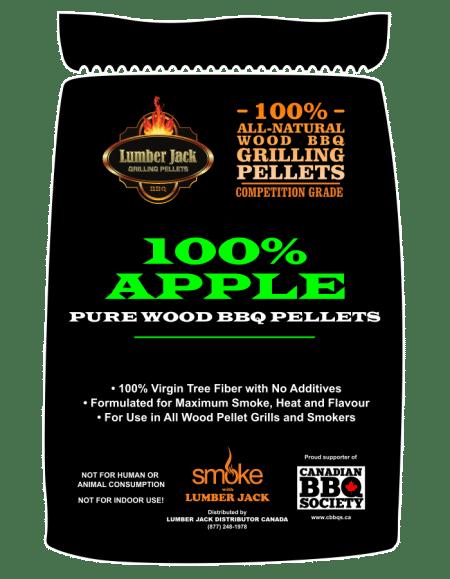 Lumber Jack Pellets - Apple