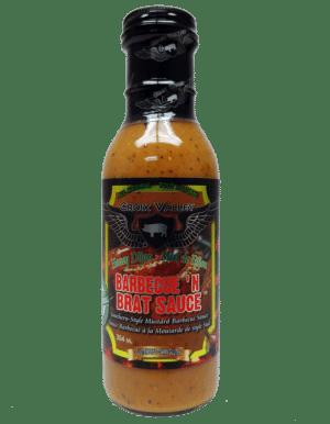 Croix Valley Honey Dijon BBQ 'N Brat Sauce