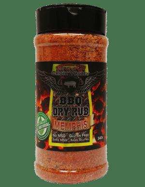 Croix Valley Memphis BBQ Dry Rub