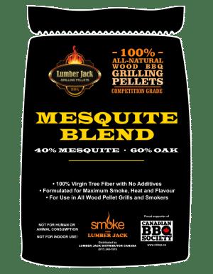 Lumber Jack Pellets - Mesquite Blend