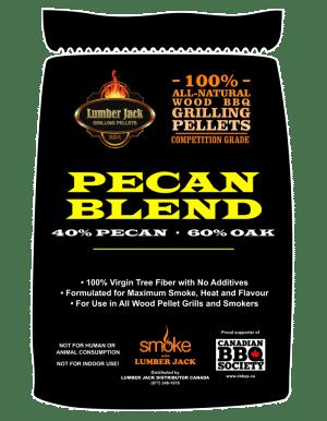 Lumber Jack Pellets - Pecan Blend