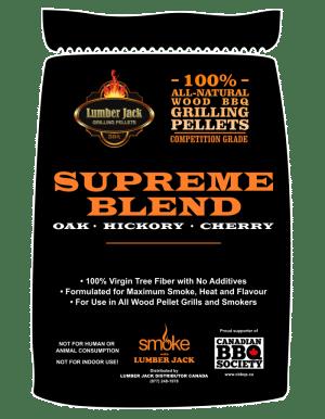 Lumber Jack Pellets - Supreme Blend