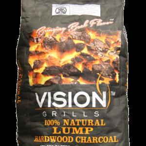 Vision Hardwood Lump Charcoal
