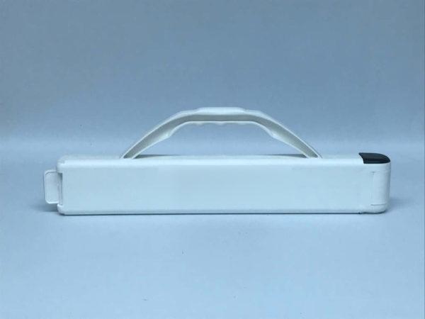 bag clip white