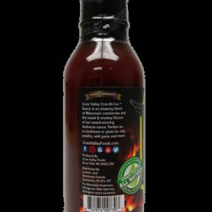 Side of Cran-B-Cue Sauce
