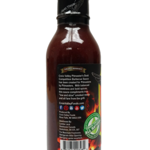 Side of Pitmaster's Bold Sauce