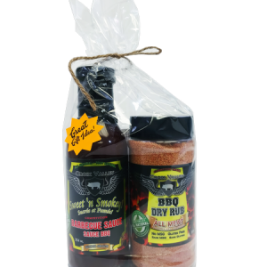 Croix Valley Gift Set - Sweet 'N Smokey and All Meat
