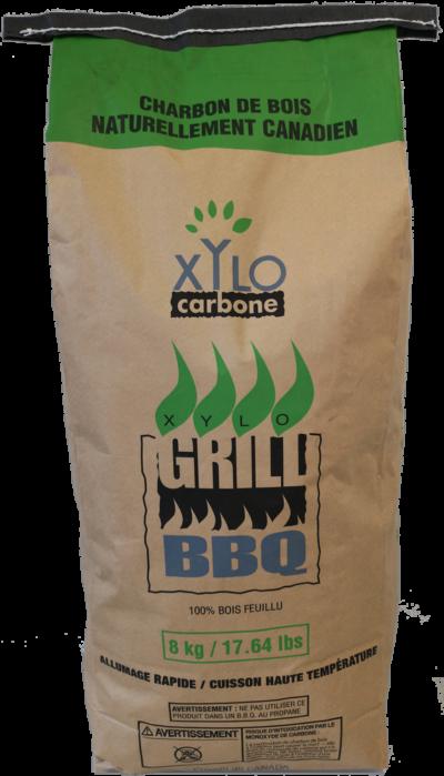 Charbon de bois dur de première qualité Xylo-Carbone