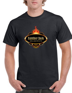 Lumber Jack Tshirt Vibrant LargeLogo (2000)-