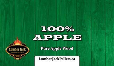Lumber Jack Flavour magnet 100% Apple