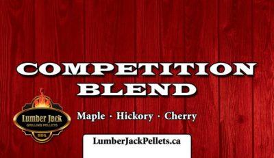 Lumber Jack Flavour magnet Competition Blend