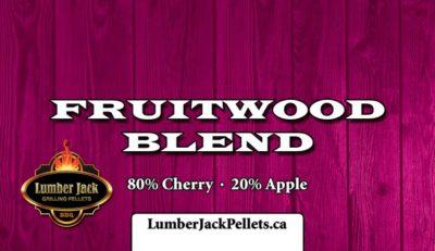 Lumber Jack Flavour magnet Fruitwood Blend