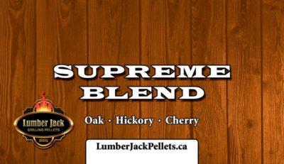 Lumber Jack Flavour magnet Supreme Blend