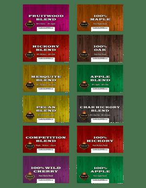 Lumber Jack Magnet Set