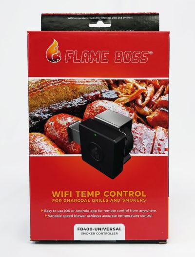 Flame Boss 400 Universal Smoker Controller kit