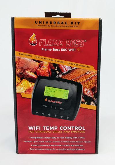 Flame Boss 500 Universal Smoker Controller kit