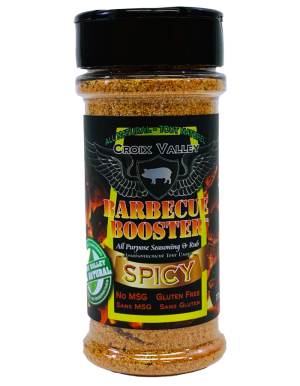 Croix Valley Spicy BBQ Booster