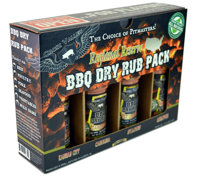 Croix Valley Regional Rub Gift Pack