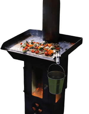 Timber Stoves Griddle