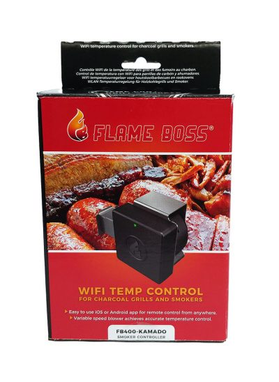Flame Boss 400 Kamado Kit