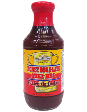 Sucklebusters Honey BBQ Glaze and Finishing Sauce