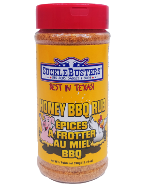 Sucklebusters Honey BBQ Rub for Pork and Chicken