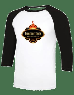Lumber Jack Baseball Shirt Vibrant LargeLogo (ATC0822)