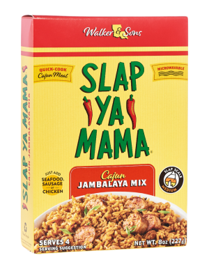 Slap Ya Mama Cajun Jambalaya Dinner Mix
