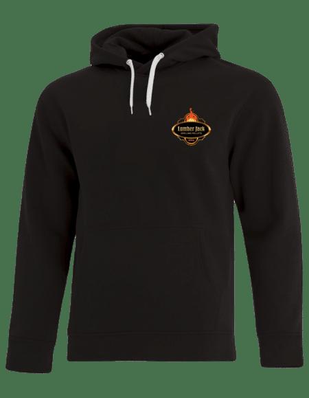 Lumber Jack Hooded Sweatshirt Vibrant SmallLogo (F2016)-