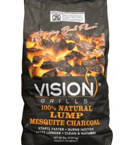 Vision Mesquite Lump Charcoal