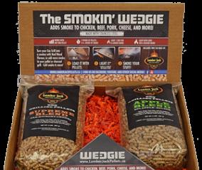 Smokin Wedgie kit
