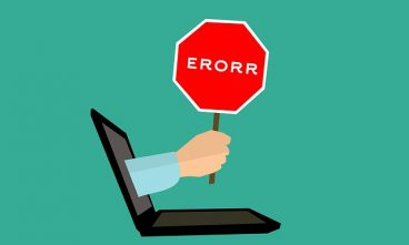 Website Error