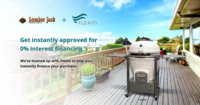 We've teamed up with Flexiti to help you instantly finance your purchase.