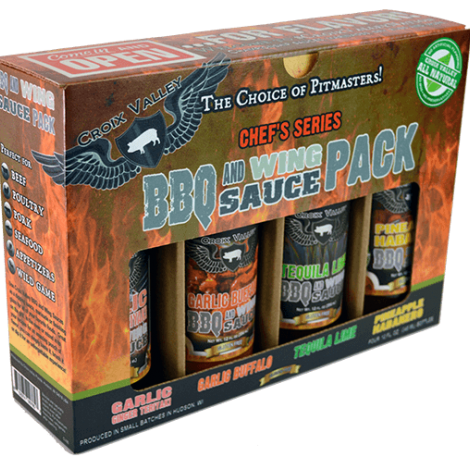 Croix Valley Wing Sauce Gift Pack